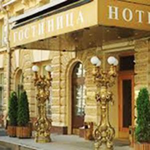 Гостиницы Ижмы