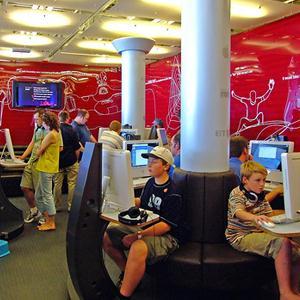 Интернет-кафе Ижмы