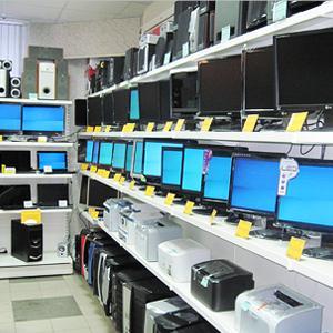 Компьютерные магазины Ижмы
