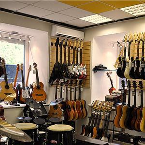 Музыкальные магазины Ижмы