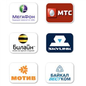 Операторы сотовой связи Ижмы