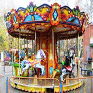 Парки культуры и отдыха Ижмы
