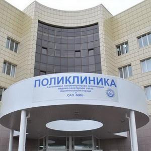 Поликлиники Ижмы