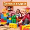 Детские сады в Ижме
