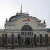 Железнодорожные вокзалы в Ижме