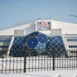 Спортивные комплексы Ижмы